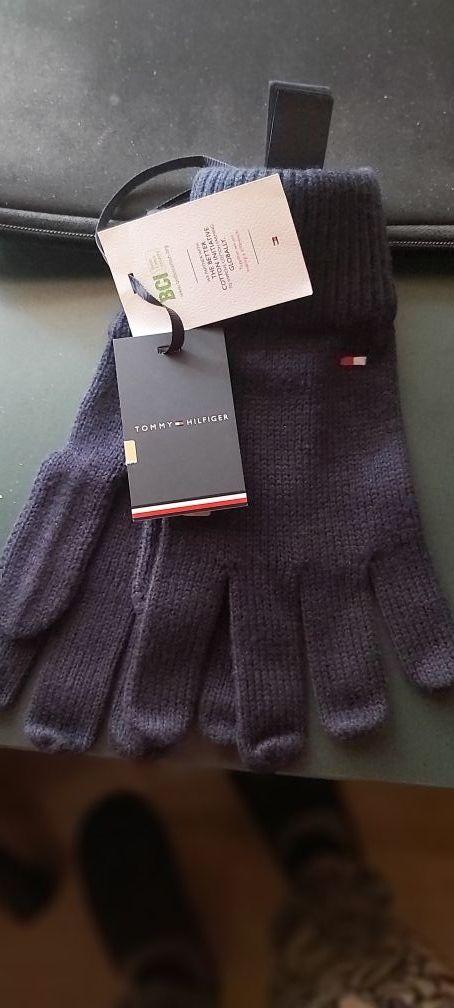 guantes tommy hilfiger nuevos con etiqueta