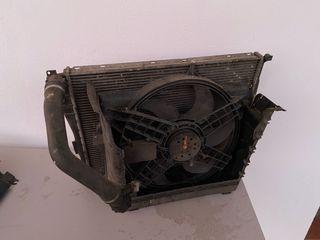 Radiador completo e46 320