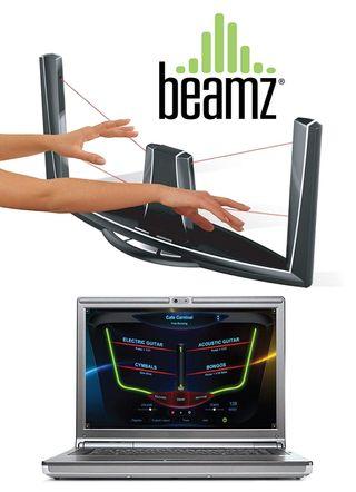Instrumento musical (Beamz)