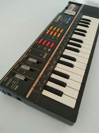 PIANO CASIO PT 82 DE LOS 80 ROM MUSICAL
