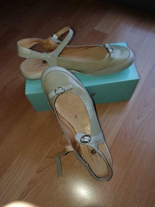 sandalias bailarinas