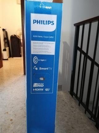 Philips 55pulgadas LED modelo 55pus6262.