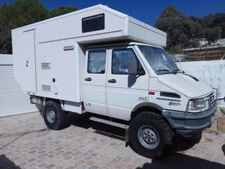 Iveco Turbo Daily 40-10 4x4
