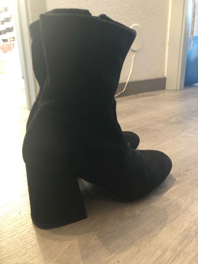 Botin tipo calcetín