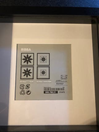Marcos Ribba Ikea 23x23