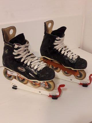 hockey patines MISSION