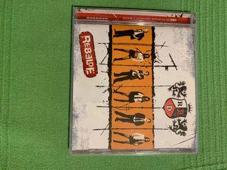 CD RBD - Rebelde -