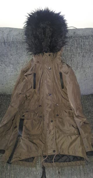 Women's Waterproof Rain Coat Size 8 Worn Once