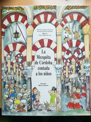 La mezquita de Córdoba contada a los niños