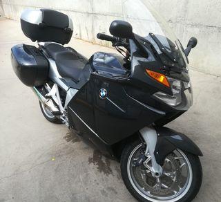 Vendo moto BMW 1200 GT con 62000 km del año 2006,