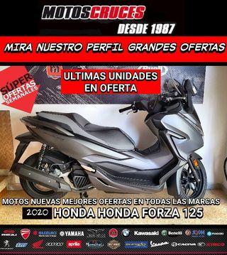 2020 HONDA FORZA 125 MEJORES OFERTAS ASEGURADAS