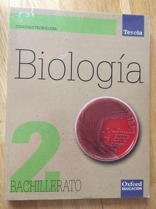 Biología 2º Bachillerato Oxford education
