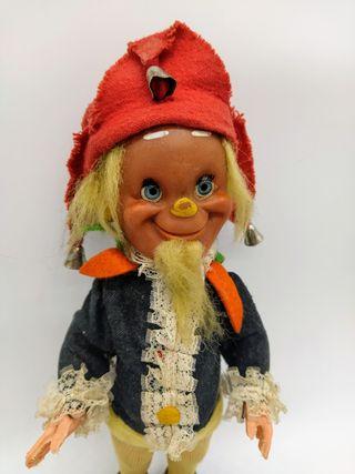 Muñeco duende años 50