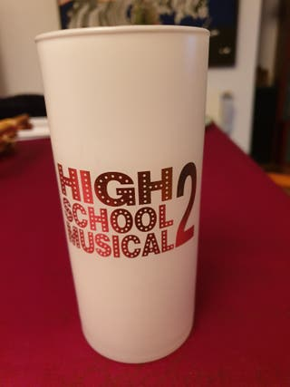 VASO HIGH SCHOOL MUSICAL NUEVO