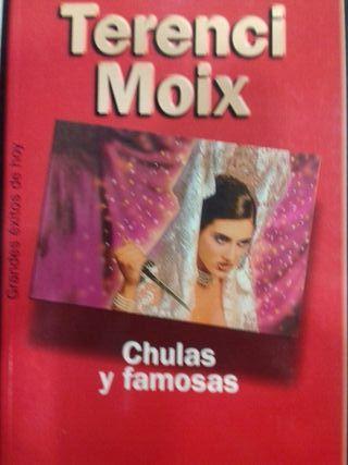 Libro Chulas y famosas Terenci Moix