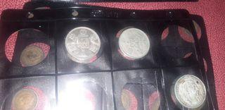 coleccion monedas y billetes