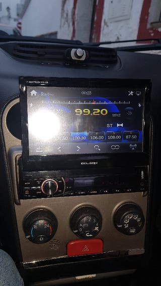 radio 1din belson