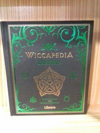 Libro Wiccapedia Una guía para brujas modernas