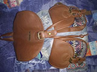 mochila desigual nueva