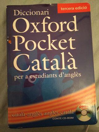 Diccionario Oxford catalán-inglés/inglés-catalán