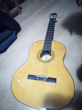 Guitarra Española / Flamenca + Funda ( Nuevo Todo)