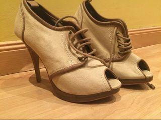 Zapato botín