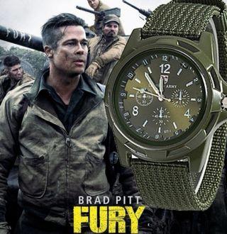 Reloj militar de cuarzo a estrenar