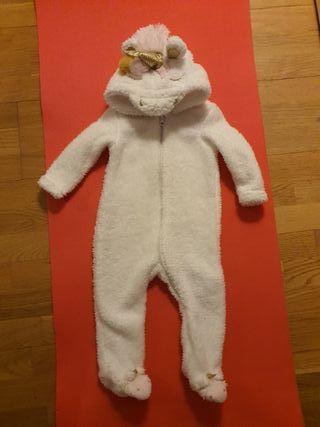 Mono unicornio bebé