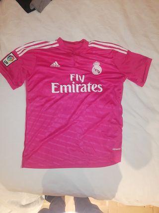 Camiseta Real Madrid temporada 2014-2015