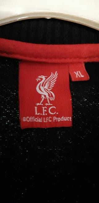 Official Liverpool FC jacket