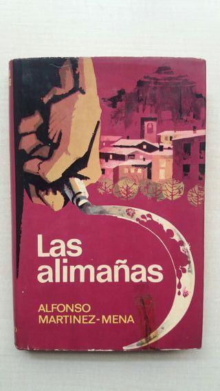 Libro Las alimañas. Alfonso Martínez Mena.