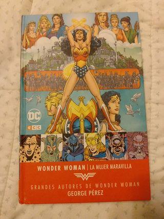 Wonder Woman, La Mujer Maravilla. De George Pérez.