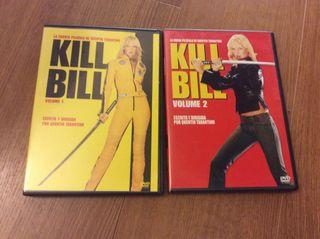 2 películas Kill Bill