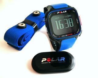 reloj pulsómetro running Polar RC3 GPS.