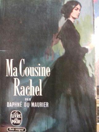 Libro Ma Cousine Rachel Daphne Maurier Francés