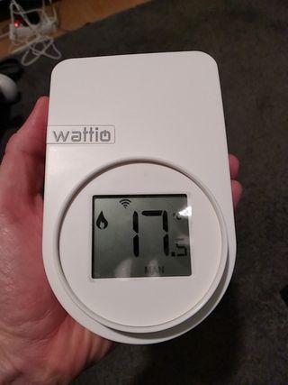 termostato wifi wattio