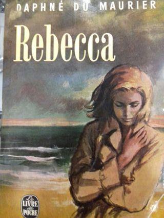 Libro Rebecca Daphne du Maurier Idioma francés