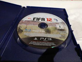 Juego FIFA 12,ps3