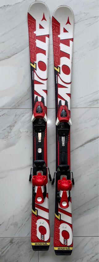 Esquís junior ATOMIC RACE 7.