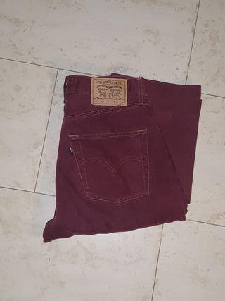 Pantalones Levi's originales años 90