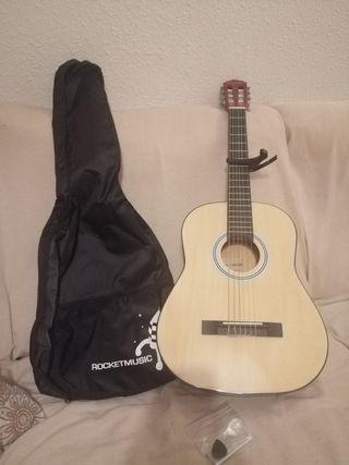 guitarra española acústica