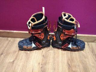 botas esquí montaña