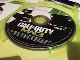 Juego Call of Duty,Xbox 360