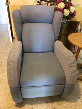 Orejero- sillón relax