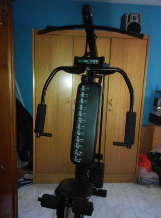 Maquina gimnasio musculación ahora 350 euros