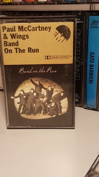 Paul McCartney & Wings...Band On The Run..uk..1973