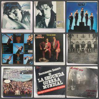 Discos vinilos Lp y singles