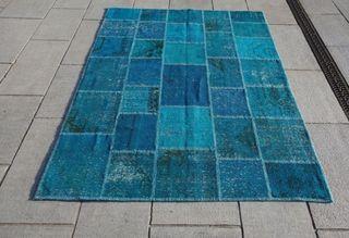 Alfombra 240x175 Anatolian patchwork