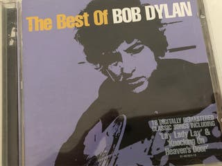 CD Bob Dylan. The Best Of