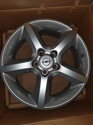 Llanta para Opel Astra 7jx17